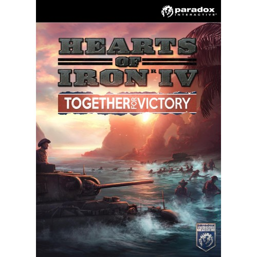 Hearts of Iron IV: Together for Victory